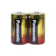 パナソニック 単一アルカリ乾電池 1パック(2本入り)