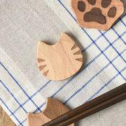 Mio cat 猫カトラリー 箸置き トラ