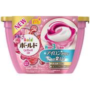 【9/25まで20%オフ】ボールドジェルボール3D癒しのプレミアムブロッサムの香り本体 【 P&G 】