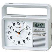 【新品取寄せ品】セイコークロック 目覚まし時計 KR885N