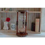 【アンティークボビンシリーズ】アンティークボビン 大きな砂時計