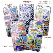 カスタムカバー iPhone 6 切手シリーズ ディズニー