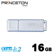 PFU-XJ2/16GB USB接続フラッシュメモリ 「Xiao Jr.2」シリーズ 16GB ブルー