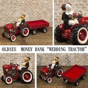 �A�����J�� ���g���y OLDIES MONEY BANK �z���I�[���f�B�[�Y �}�l�[�o���N��Wedding tractor��