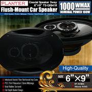 上級モデル カースピーカー TS-G6941R 6×9inch 6×9インチ MAX900W 自動車 カーオーディオ スピーカー