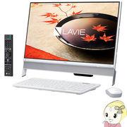 PC-DA370FAW NEC 23.8型 デスクトップパソコン LAVIE Desk All-in-one DA370/FAW 【PC-DA370FA】