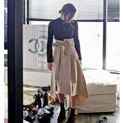 秋冬新品★同梱でお買得★レディース ファッション★ロングスカート  j2r-cdb10149