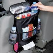 【ノベルティ】【OEM】【自社ブランド対応】【送料無料】保冷保温シートバックポケット