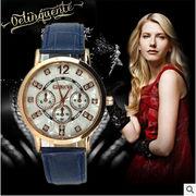 ★NEYファッション★女性腕時計★プレゼント★レディースウォッチ★4色★