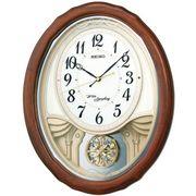 【新品取寄せ品】セイコークロック 電波掛時計 AM257B