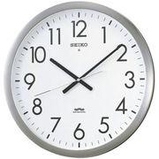 【新品取寄せ品】セイコークロック 電波掛時計 KS266S