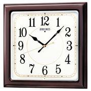 【新品取寄せ品】セイコークロック 電波掛時計 KX387B