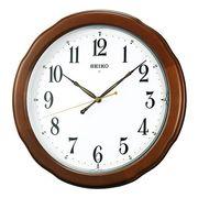 【新品取寄せ品】セイコークロック 電波掛時計 KX326B
