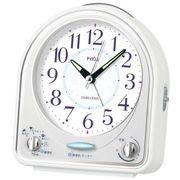 【新品取寄せ品】セイコークロック 目覚まし時計 NR435W