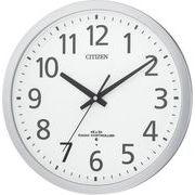 【新品取寄せ品】シチズン電波掛時計「スペイシーM462」8MY462-019