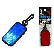 反射板付LEDフラッシュライト