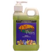 Plush Puppy ナチュラルコンディショニングシャンプー 500ml
