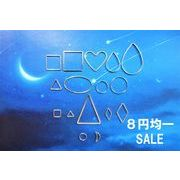 【高品質銅製品】スマートレジン枠 メタルリング レジンパーツ ヒキモノリング 8円均一