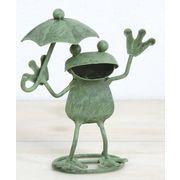 カエル!ブリキシリーズ・オーナメント MINI Frog/4623