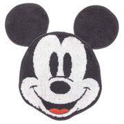 ミッキーマウス ダイカットタオル/フォーム