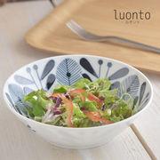 luonto-ルオント- 17cmサラダボウル[H702][美濃焼]