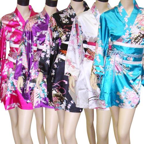 花魁ショートドレス