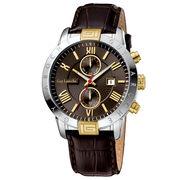 正規品【Guy Laroche ギ・ラロッシュ】マルチファンクション・メンズ腕時計 G3006-02