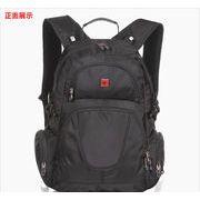正規代理店  SWISSWIN SW9043I  機能満載なリュックサック ノートPC入れ 登山 旅行バッグ