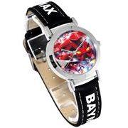 ベイマックス腕時計 ブラック