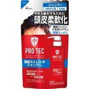 PRO TEC 頭皮ストレッチシャンプー つめかえ用 230g 【 ライオン 】 【 シャンプー 】