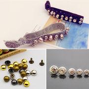 BLHW147472◆5000以上【送料無料】◆服飾資材/オリジナル商品の作成に/DIY・スタッズパーツ