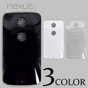 Nexus 6 ケースカバー 無地 スマートフォンケース Y!mobile ネクサス6
