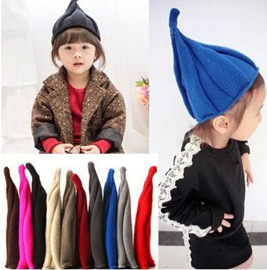【特価・激安】子供ハット 冬 キッズ 帽子 男女兼用 ニット帽 11色
