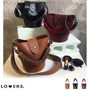 春新作 バケツ型2wayバッグ【即納】バッグ 鞄 ハンドバッグ ショルダー