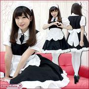 ■送料無料■六本木メイド 色:黒 サイズ:M/BIG