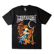 ロックTシャツ Metallica メタリカ デビルレディ