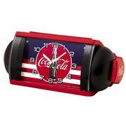 SEIKO セイコー 目覚まし時計 大音量 アメリカン コカ・コーラ  AC604R