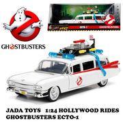 1:24 Hollywood Rides Ghostbusters ECTO-1 【ゴーストバスターズ ECTO-1 ミニカー】