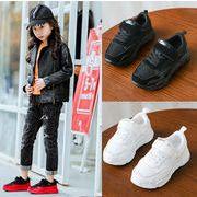 【子供靴】スニーカー 秋 可愛いデザイン 男女兼用 運動靴 130-222mm 3色 シューズ キッズ靴