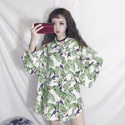 秋冬新商品730016 大きいサイズ 韓国 レディース ファッション ワンピース ジャケット