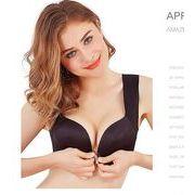 【大きいサイズ75A-120E】ファッション/セクシーランジェリー♪ブラック/アンズ2色展開◆