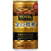 アサヒ ワンダ金の微糖 缶185g×30本(3ケース)
