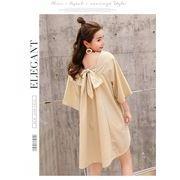 春夏新商品730654 大きいサイズ ドレス 婦人服 日韓風 ワンピース3L 4L 5L