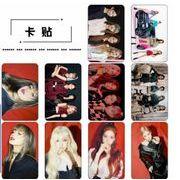 2019新品 創意DIY  写真★BTS  BLACKPINK    ★可愛い ポスター★カードステッカー 10枚