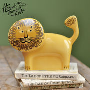 Hannah Turner(ハンナターナー)  /  Money boxes(貯金箱)Lion/ライオン