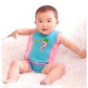 赤ちゃん水着 ミズギ日焼け止め 速乾水着 赤ちゃんベスト 0.5ー6歳水着 新生児水着  ベビー水着