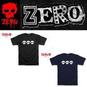 ZERO SKATESBOARDS 3 Skull S/S  19270
