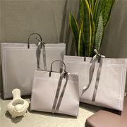 ギフトバッグ 手提げ袋 厚手 耐久性 シンプル プレゼントラッピング袋 ショップバッグ 買い物バッグ