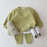 韓国風子供服 韓国ファッション 可愛い トップス パンツ セットアップ