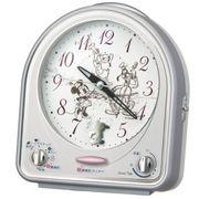 【新品取寄せ品】セイコークロック ディズニータイム「ミッキー&フレンズ」目覚まし時計 FD464S